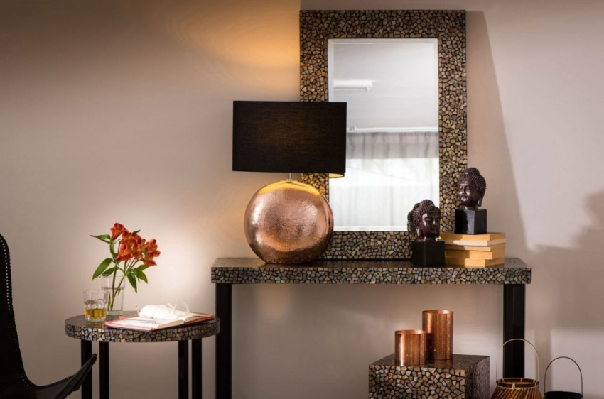 Fusion Rectangular Wall Mirror