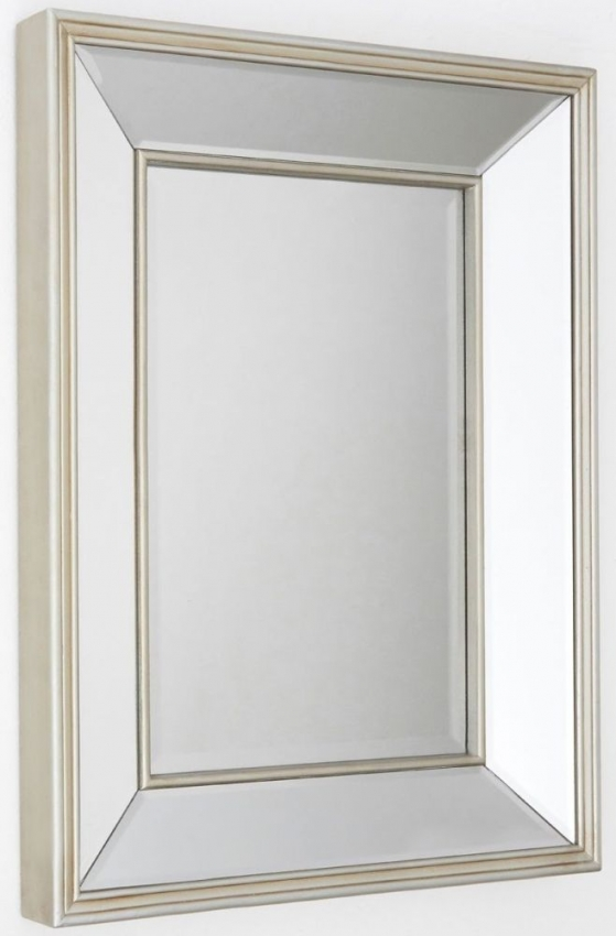 Tiffany Rectangular Wall Mirror