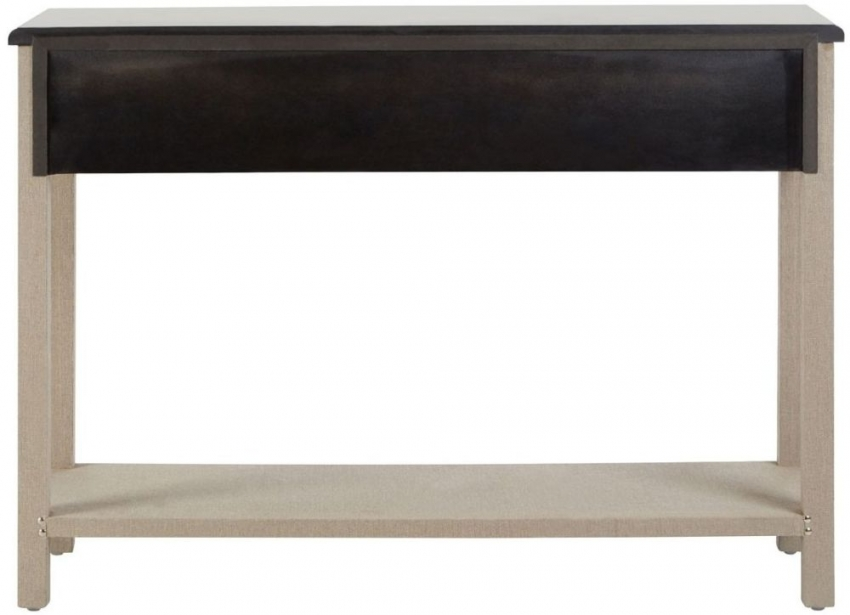 Manhattan Natural 3 Drawer Console Table