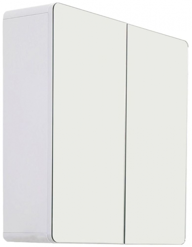 Adelphi White 2 Door Mirror Cabinet