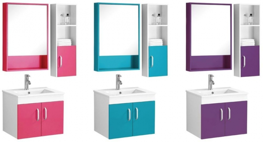 Beaumont Blue Bathroom Set