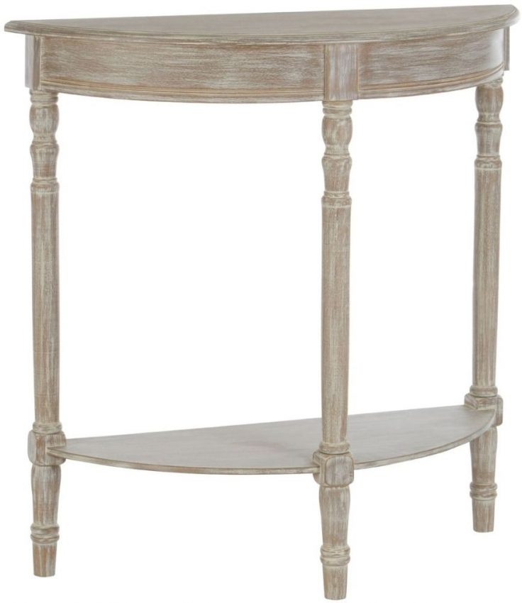 Heritage Natural Winter Melody Console Table
