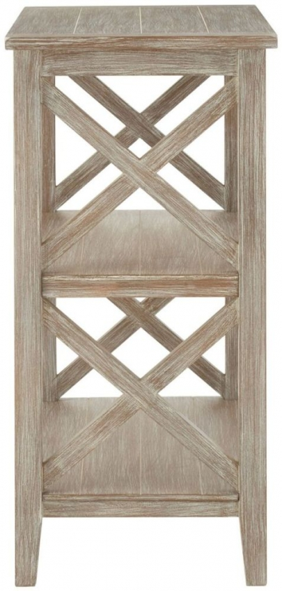 Heritage Natural Winter Melody Bookcase