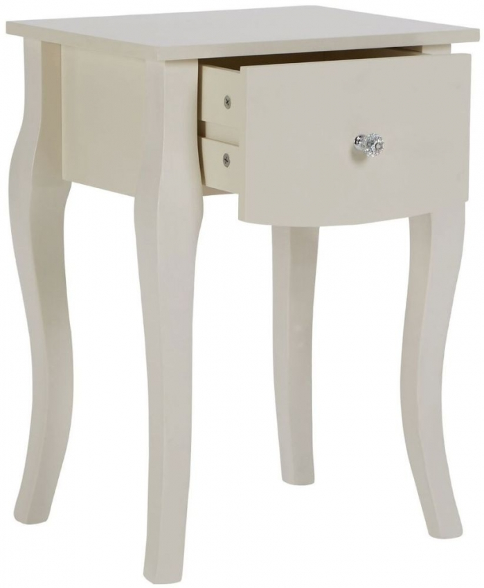 Emily Ivory Kids Side Table