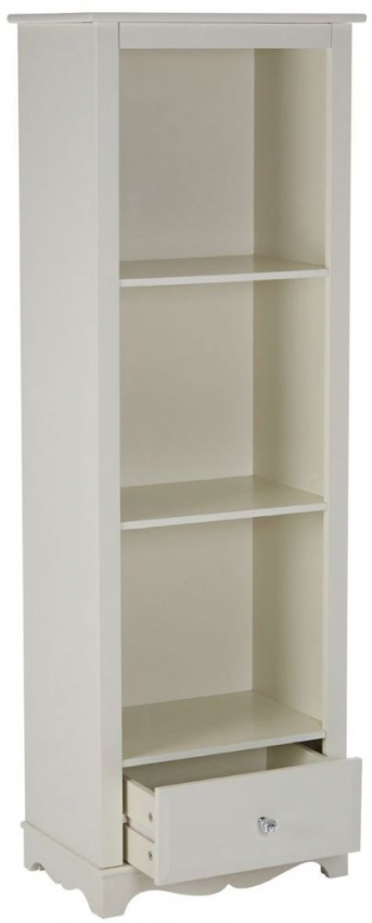 Emily Ivory Kids Bookcase