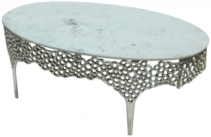 Somerset Marble Effect Coffee Table