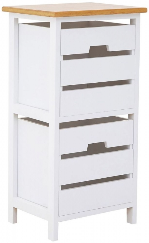 Newport Natural 2 Drawer Chest