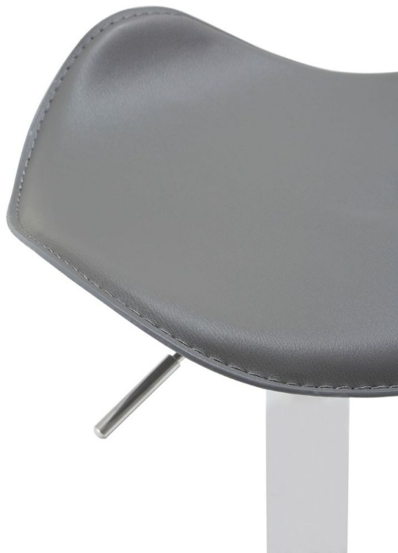 Seville Grey Bar Stool (Pair)