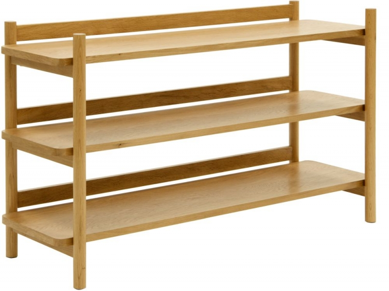 Willis and Gambier Skandi Low Bookcase