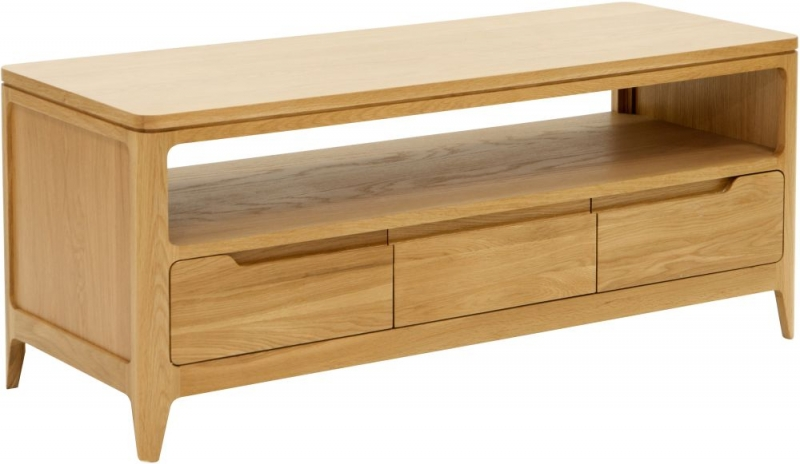 Willis and Gambier Skandi 3 Drawer TV Cabinet