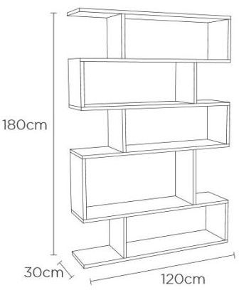 Content by Terence Conran Balance Pebble Tall Shelving Unit