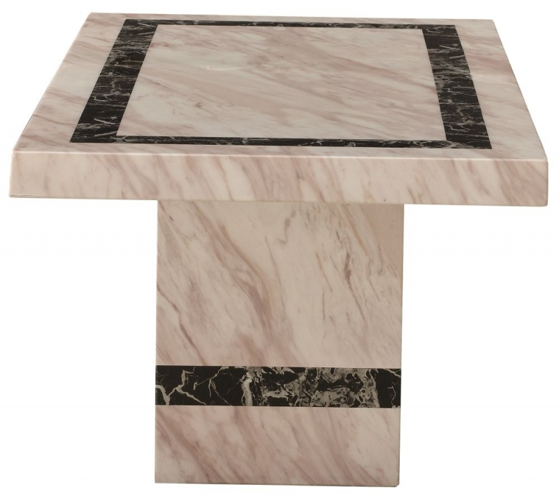 Urban Deco Rome Beige Marble Coffee Table