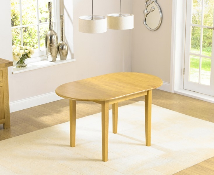 Mark Harris Alaska Oak Butterfly Extending Dining Table and 4 Chairs