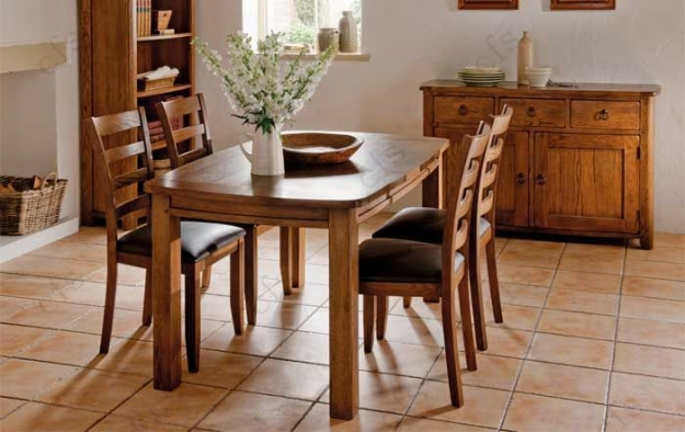 Willis and Gambier Originals Barnhouse Extending Dining Table