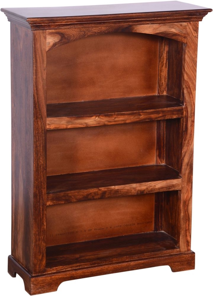 Urban Deco Ganga Sheesham Small Bookcase