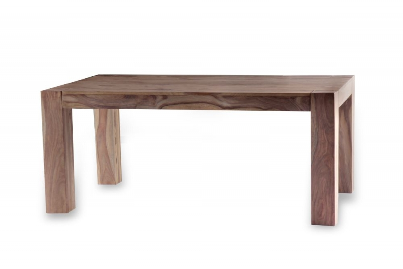 Guru Sheesham 180cm Rectangular Dining Table