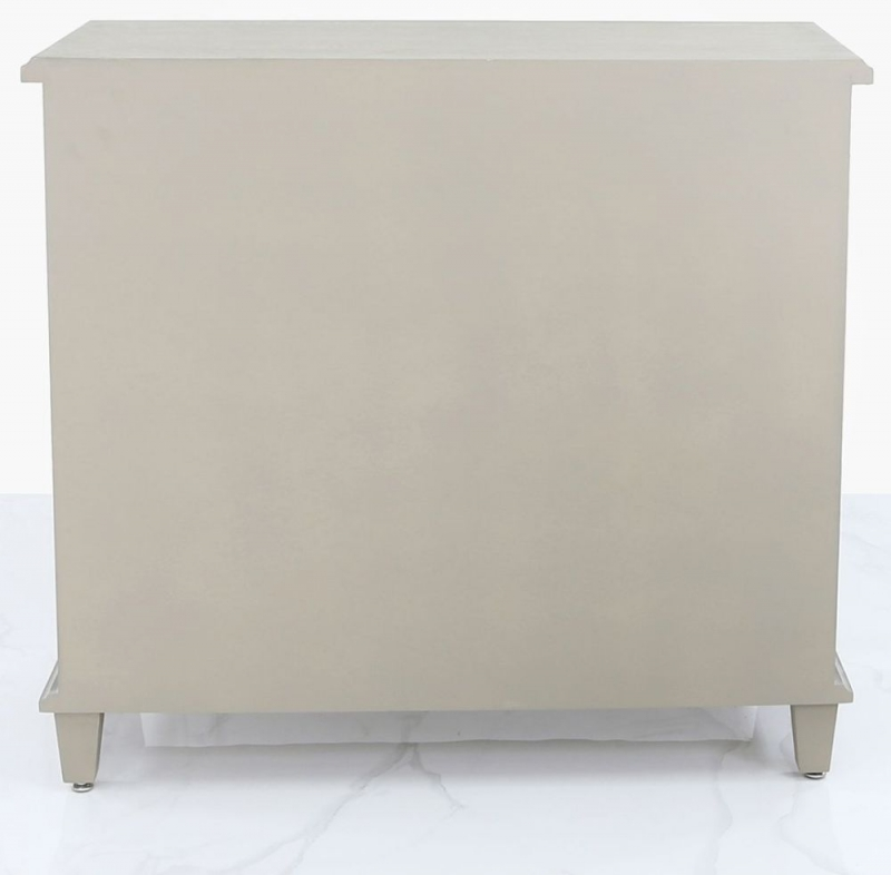 Melville Mirrored 3 Drawer Chest