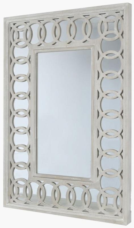Melville Rectangular Wall Mirror - 79cm x 113cm