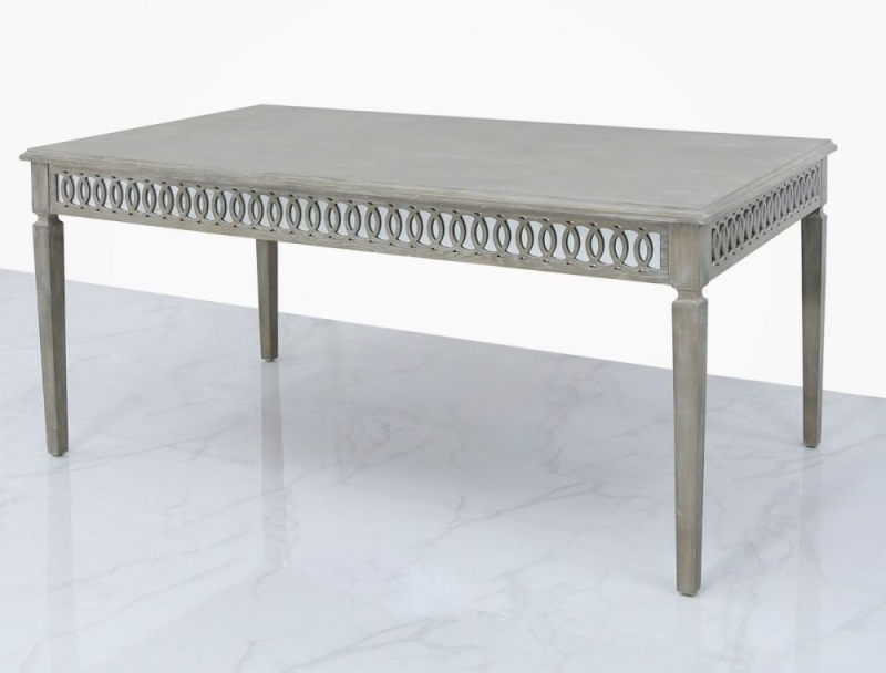 CIMC Melville Mirrored 180cm Rectangular Dining Table