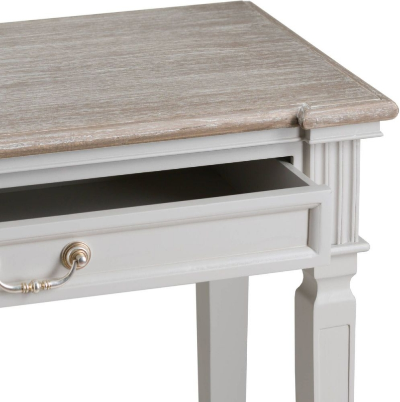 Hill Interiors Liberty White Painted Large Hall Table