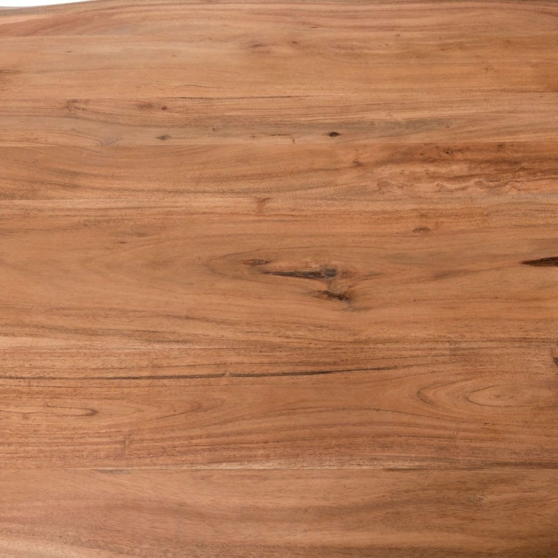 Hill Interiors Live Edge Dining Table