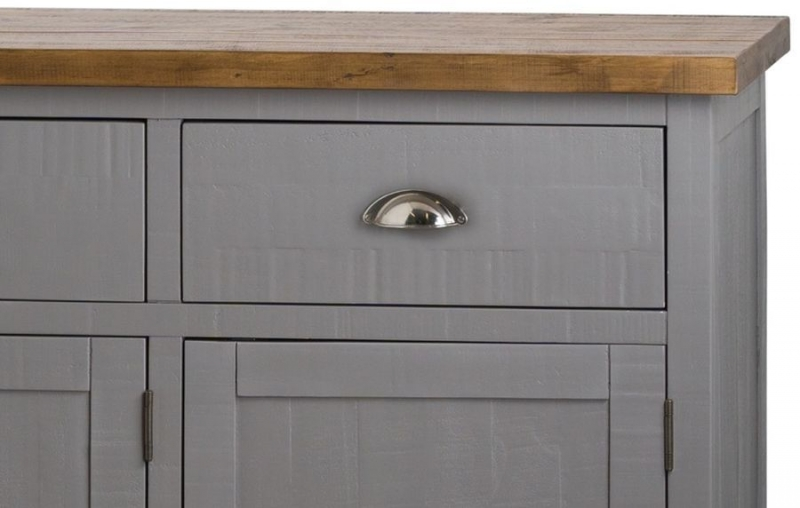 Hill Interiors Byland Grey Sideboard
