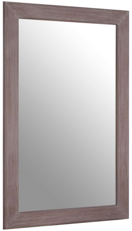 Heritage Winter Melody Rectangular Wall Mirror - 60cm x 90cm