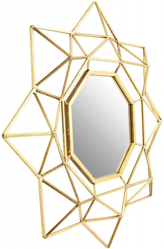 Farran 2 Sided Square Wall Mirror - 95cm x 95cm