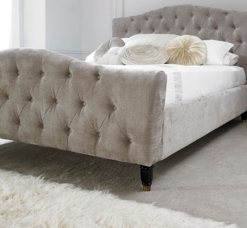 Limelight Phobos Mink Fabric Bed