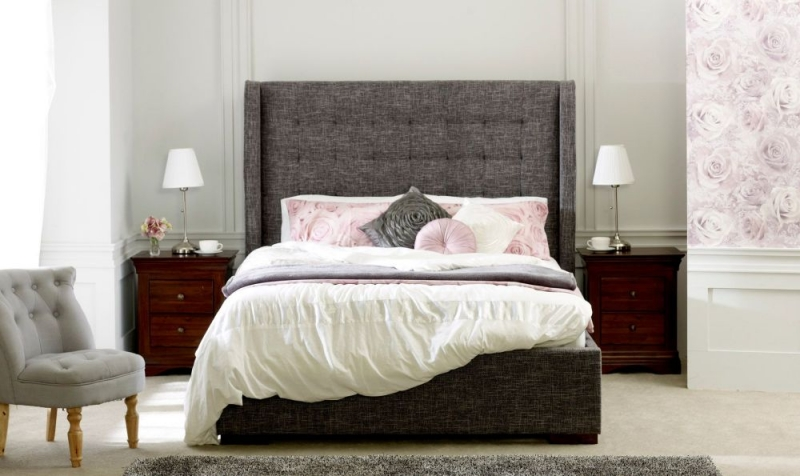 Limelight Aquila Waffle Fabric Bed
