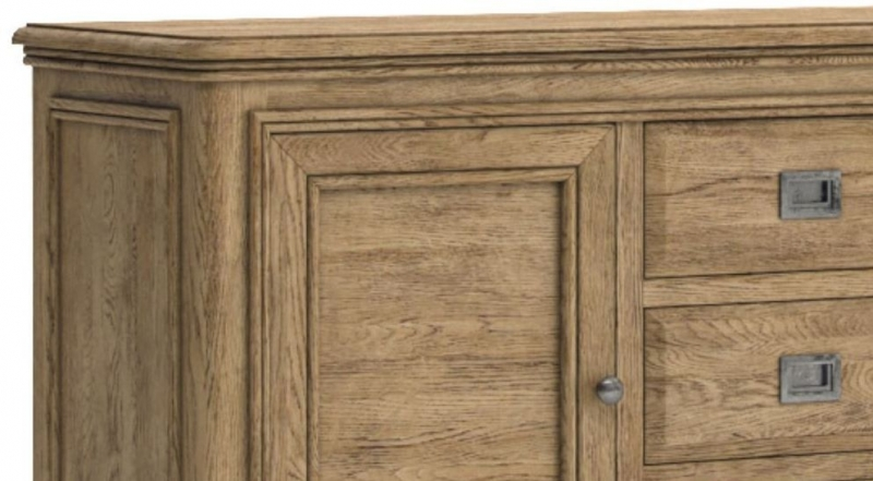 Versailles Oak Kitchen Dresser