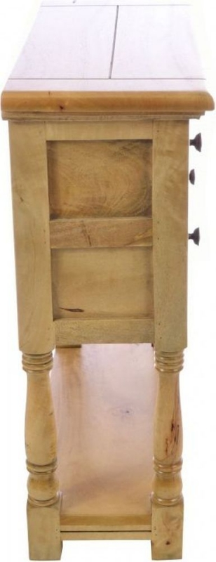 Ancient Mariner Plato Wooden Telephone Table