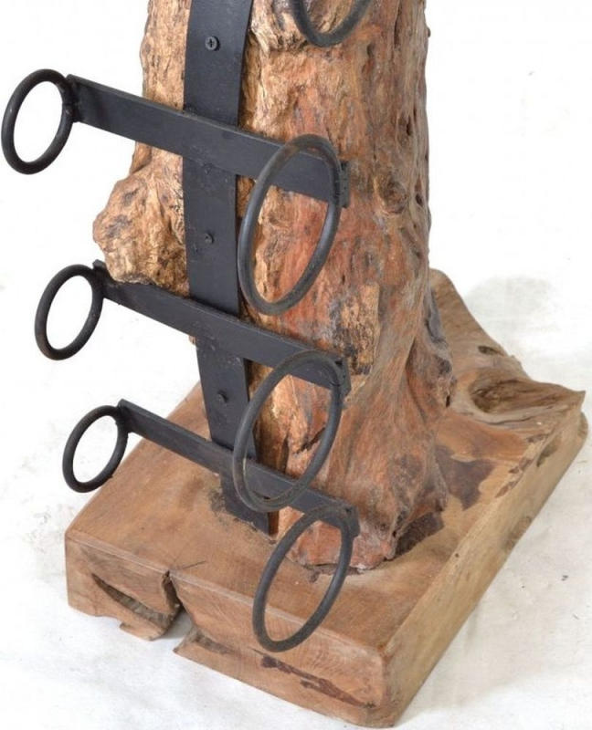 Ancient Mariner Wooden Medium Eroded Wine Rack