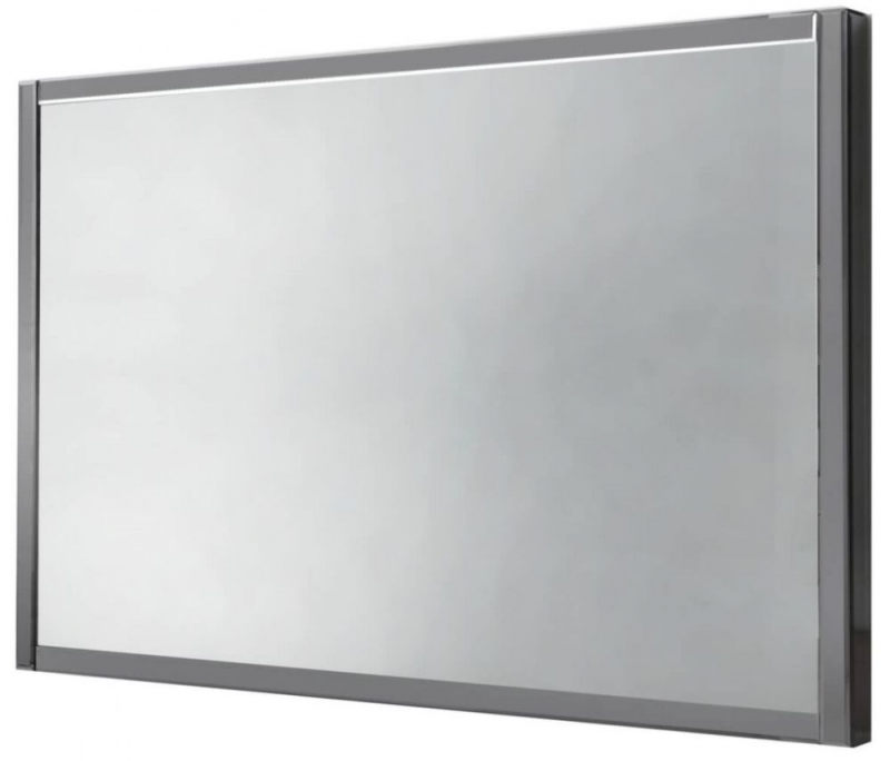 Orbit Infinity Large Wall Light - Smoked Mirrored