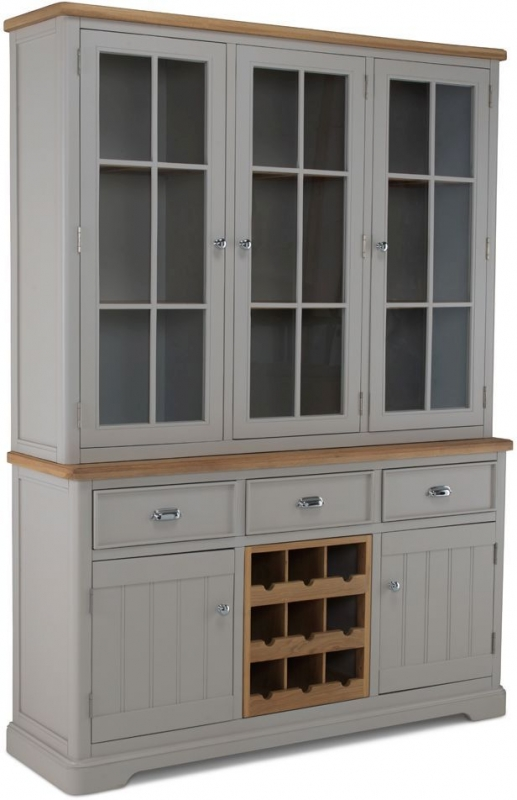 Sorrento Grey Painted Dresser