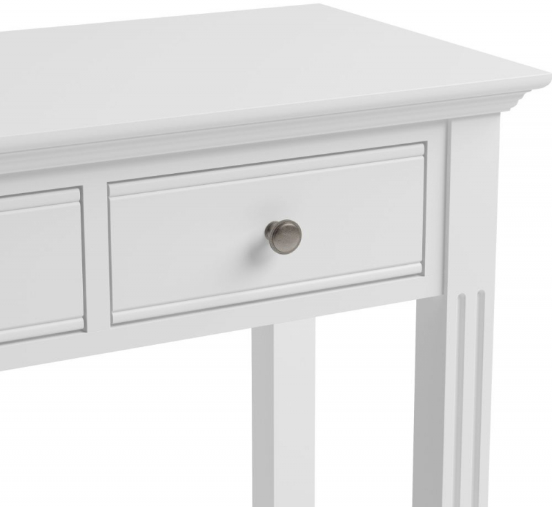 Ashby Dressing Table - White Painted