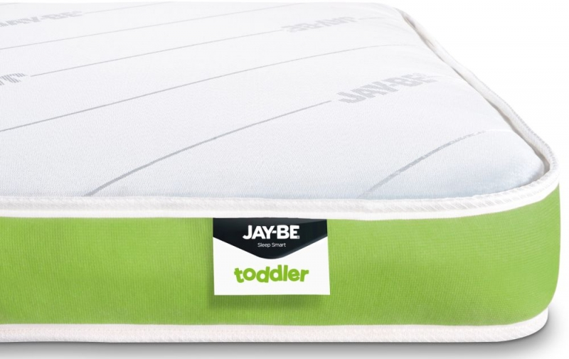 Jay-Be Toddler Kids Anti-Allergy Sprung Mattress