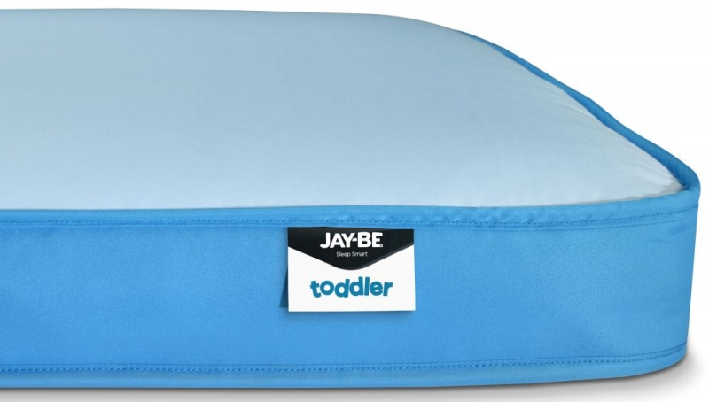 Jay-Be Toddler Kids Waterproof Sprung Mattress