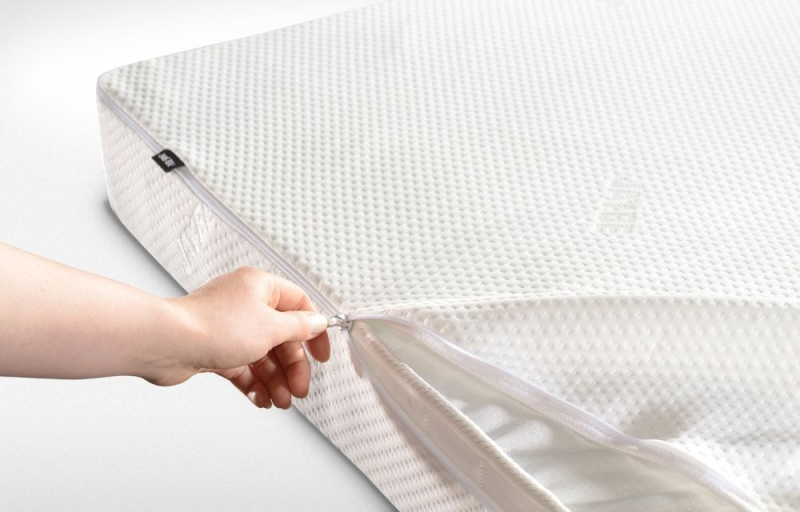 Jay-Be Supreme Airflow Single Folding Bed Mattress Protector