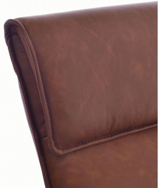 Ancient Mariner Fitzroy Faux Leather Armchair