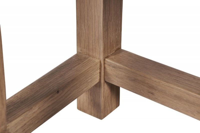 Toulouse Oak Side Table
