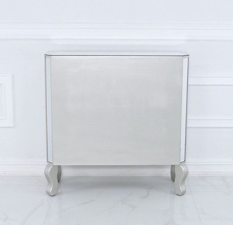 Selma Mirrored Sideboard