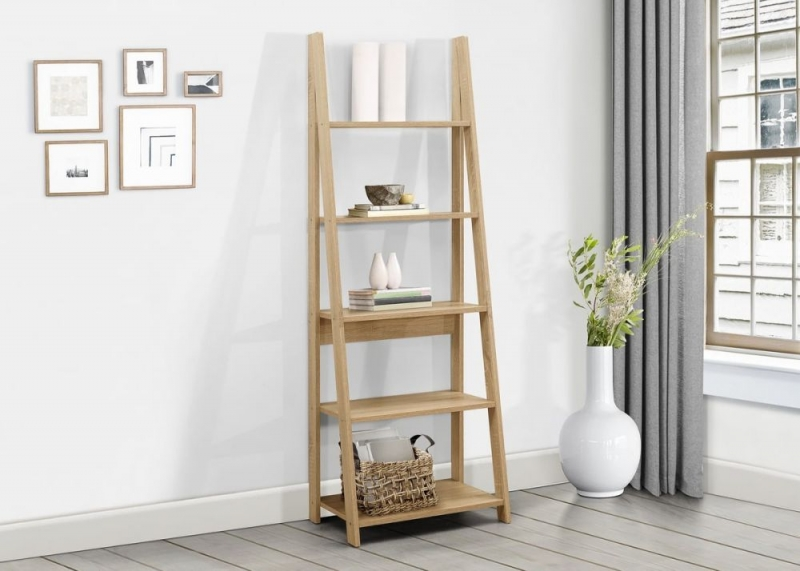 Birlea Dayton Oak Ladder Desk