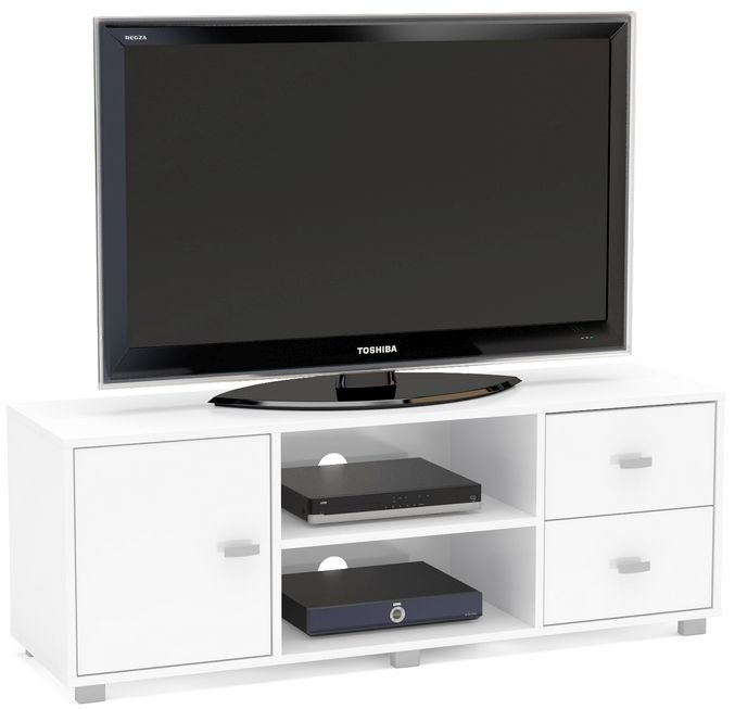 Birlea Covent White TV Unit