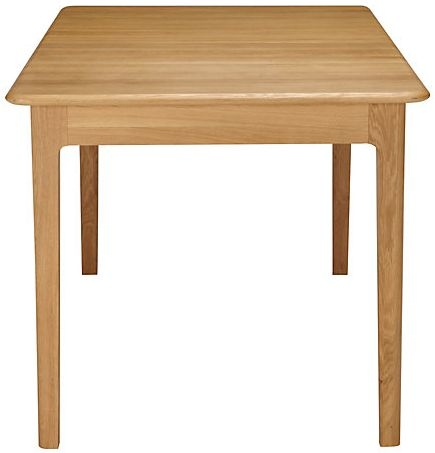 Qualita Hudson Oak Extending Dining Table