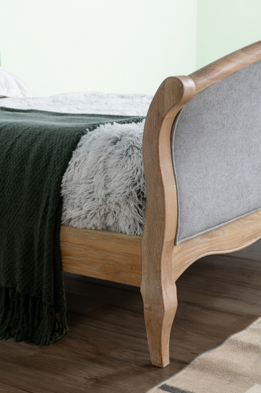 Birlea Savoy Bed - Oak and Grey
