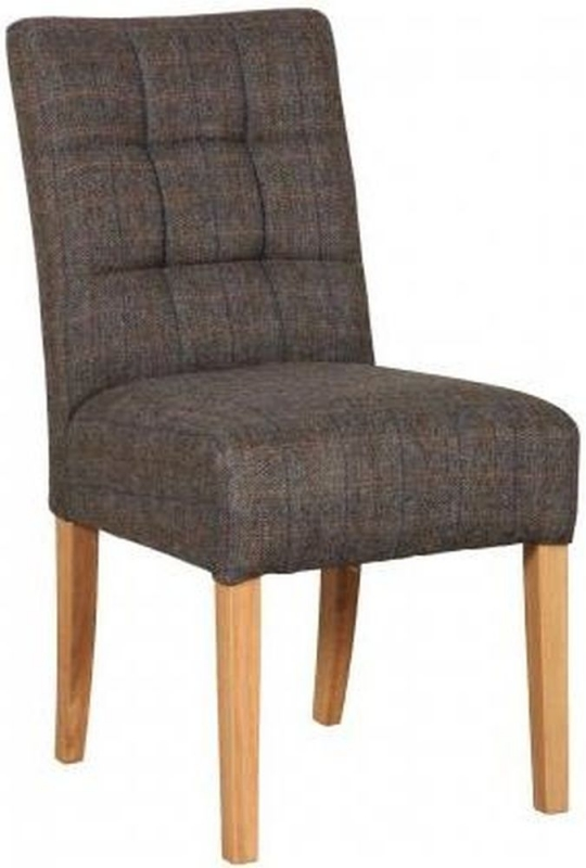 Carlton Additions Colin Fabric Dining Chair (Pair)