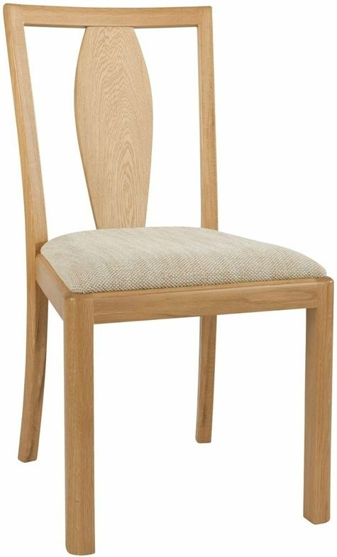 Clearance Half Price - Maison Stockholm Wooden Back Dining Chair (Pair) - New - T100
