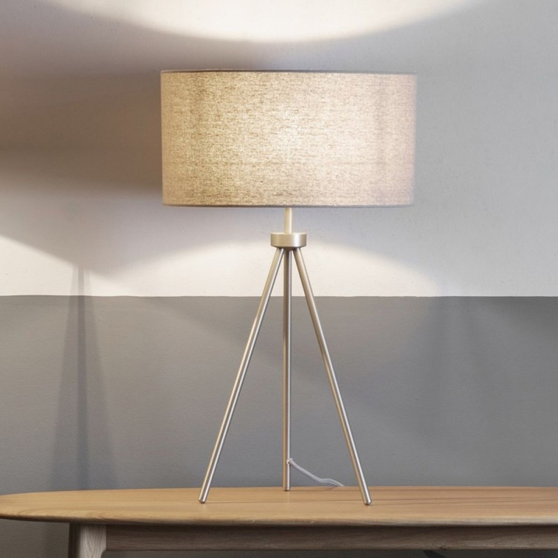 Gallery Direct Tri Table Lamp