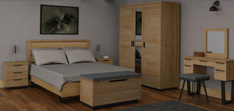 Fusion Upholstered Bed